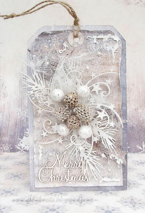 Cute 3d Wallpapers Free Awesome Diy Christmas Gift Tags