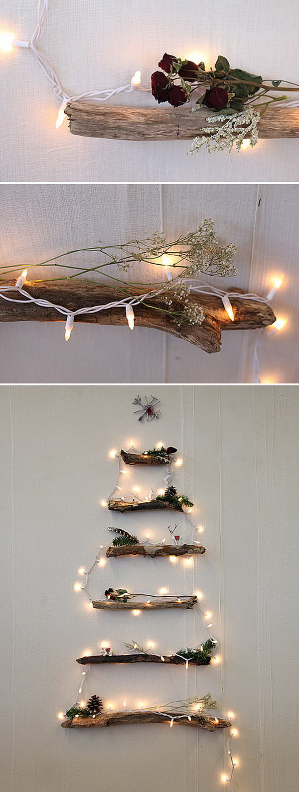 20 Festive String and Fairy Light Decoration Ideas for