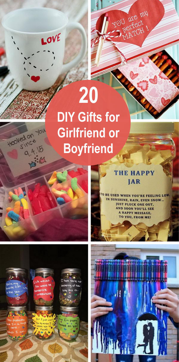 20 diy gifts for