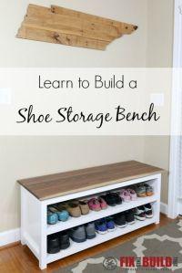 20 Creative Shoe Storage Ideas