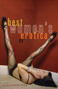 Best Women's Erotica Book - 2009