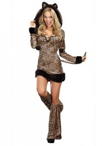 Cheetah-Licious Costume
