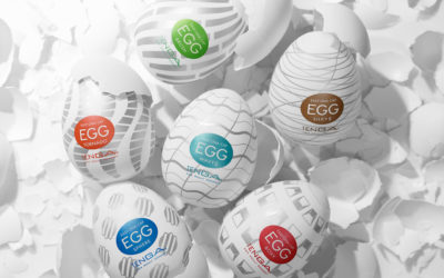 Tenga's Eggs are among the most popular disposable strokers