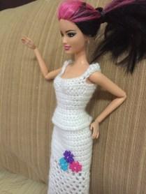 August doll fashion side