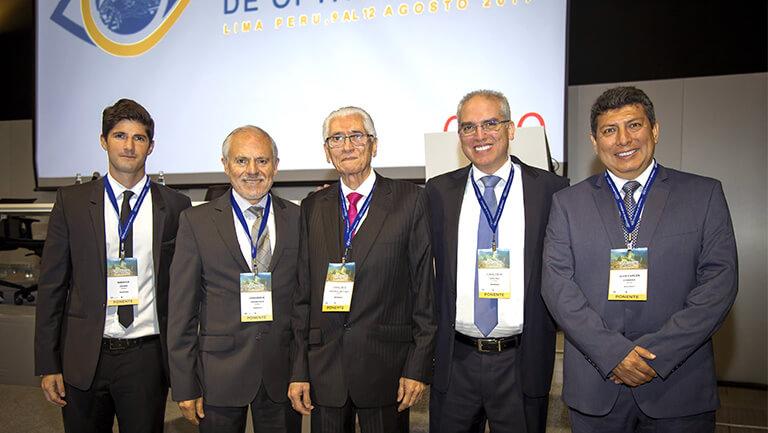 Congreso Panamericano de Oftalmología