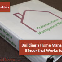 Building a Home Management Binder that Works for You