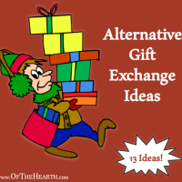 Alternative Gift Exchange Ideas