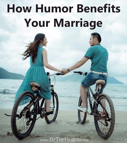 How Humor Benefits Your Marriage