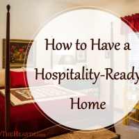 How to Have a Hospitality-Ready Home