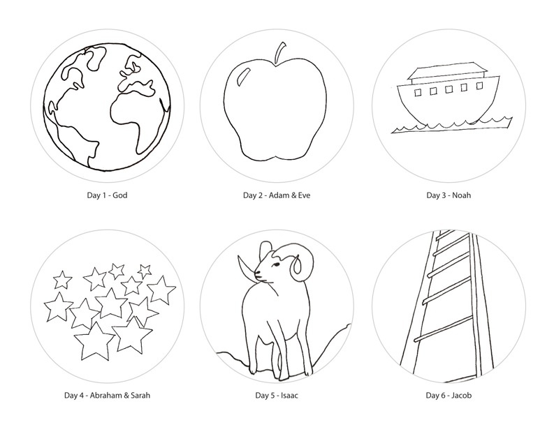 "Search Results for ""Jesse Tree Ornament Templates"