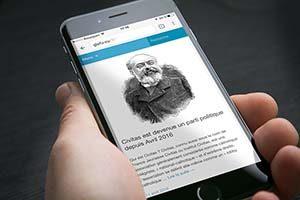 Amélioration visuelle du site GLEFU en Version Mobile
