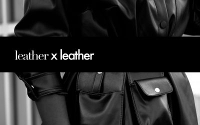 LEATHER X LEATHER