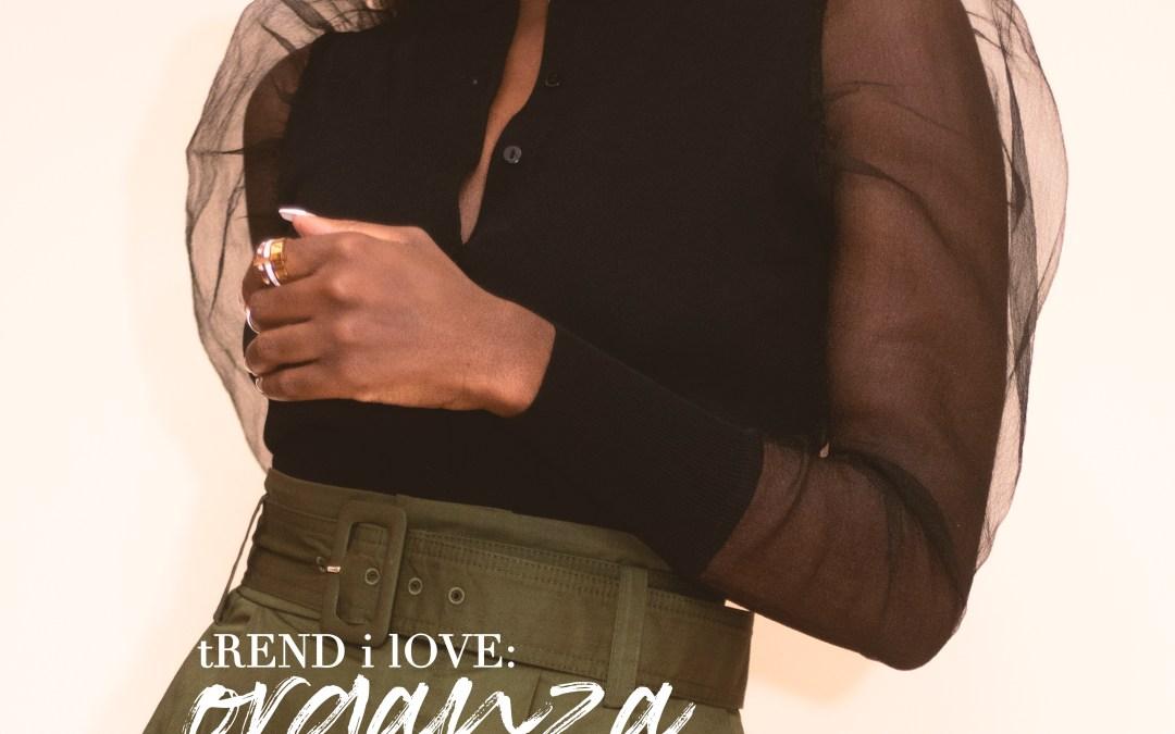 Trend I Love: Organza