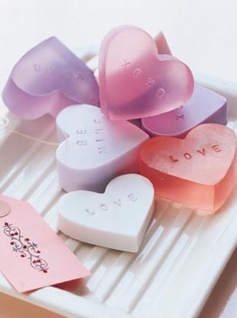 かわいい石鹸