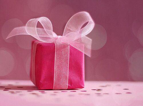 可愛いプレゼント