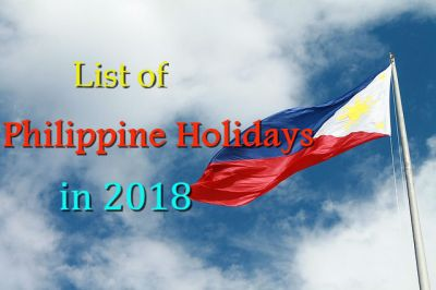 philippine-holidays-2018