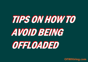 Tips-On-How-To-Avoid-Being-Offloaded