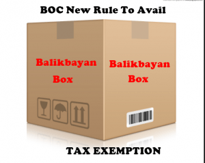 New-Rule-for-Balikbayan-Box-Tax-Exemption