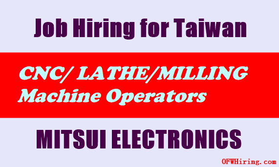 Job Hiring for Taiwan?resize=571%2C342&ssl=1 cnc lathe and milling machine operator job opening for taiwan wiring harness jobs in abroad at suagrazia.org