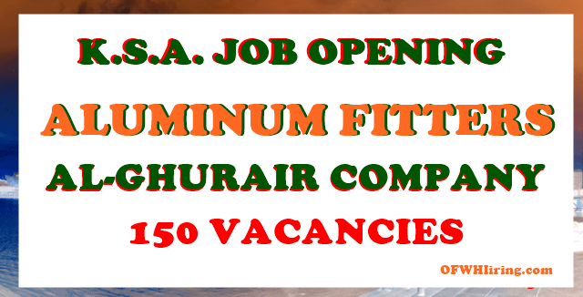 K.S.A.-JOB-OPENING-for-ALUMINUM-FITTERS