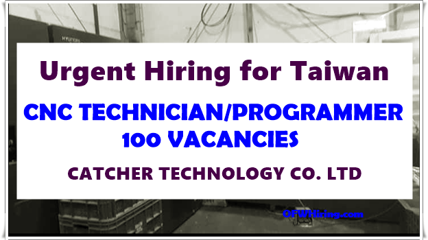 Taiwan-Urgent-Hiring-for-CNC-Technician-and-CNC-Programmer