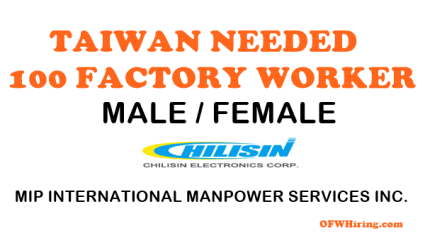 TAIWAN-FACTORY-WORKER-LATEST-JOB-OPENING