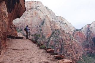Zion National Park, Angels Landing, Utah