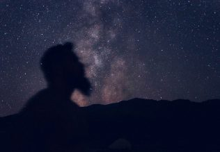 Death Valley, Milky Way