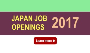 Japan Job Openings TV Patrol