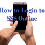 How to Login to SSS Online Successfully and View your SSS Contributions