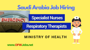 Saudi-Arabia-Ministry-of-Health-Job-Hiring-for-Nurses-and-Respiratory-Therapists