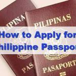 How to Apply for Philippine Passport
