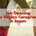 Job Opening for Filipino Caregivers in Japan