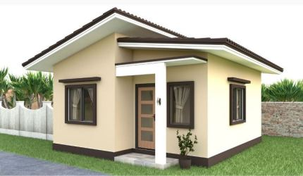 Minimalist Small House with Two Bedrooms OFW Newsbeat