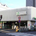 25年ぶりにJR代々木駅周辺を歩いてみた。