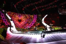 Baku 2012 stage