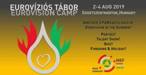 Eurovision Camp 2019 @ St. Márton Pansion