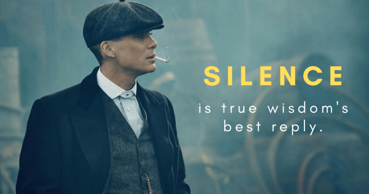 Why are Some Very Smart People Quiet?