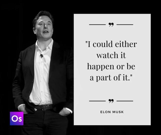 Elon Musk Inspirational Quotes