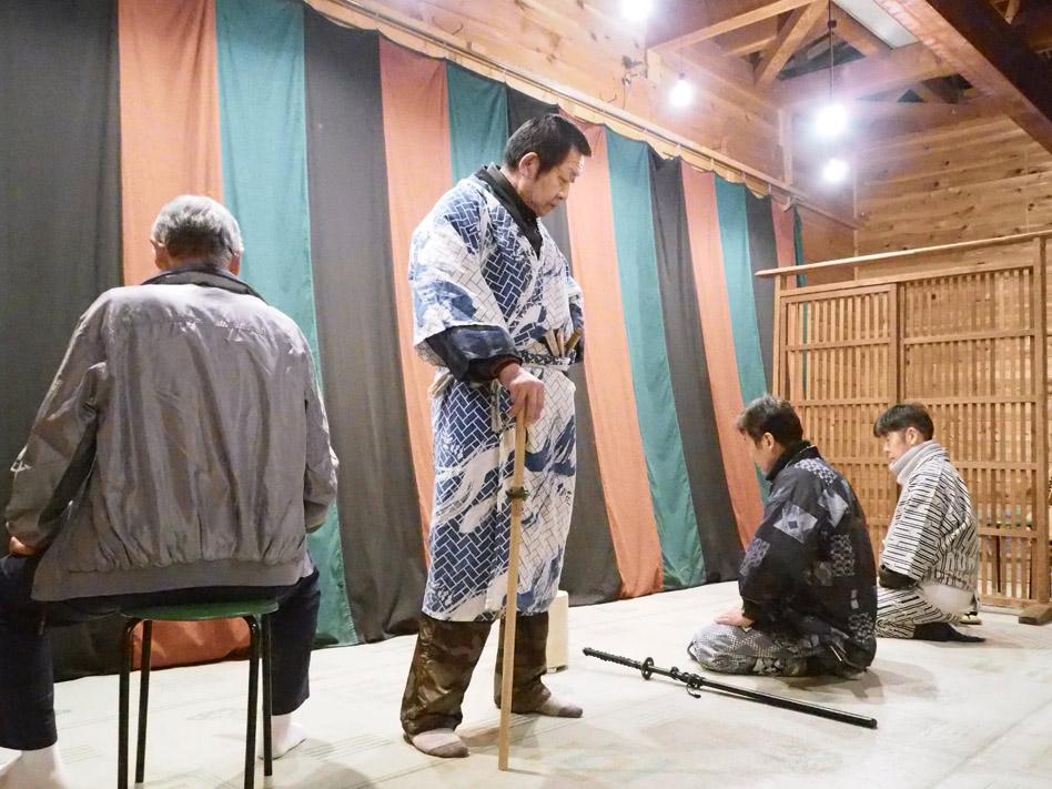 歌舞伎 寺子屋