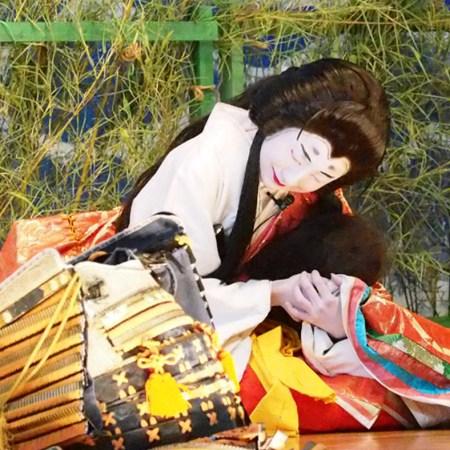 小鹿野歌舞伎保存会 小鹿野歌舞伎 「一谷嫩軍記須磨の浦陣門・組討之場」 おがの 彦五郎祭