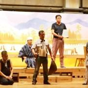 小鹿野歌舞伎 大桃夢舞台 大桃の舞台 熊谷陣屋 おがの 小鹿野歌舞伎保存会