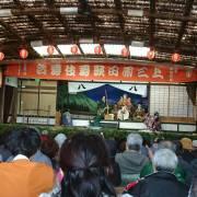 上三原田の歌舞伎舞台、おがの、OGANO、小鹿野歌舞伎、熊谷陣屋