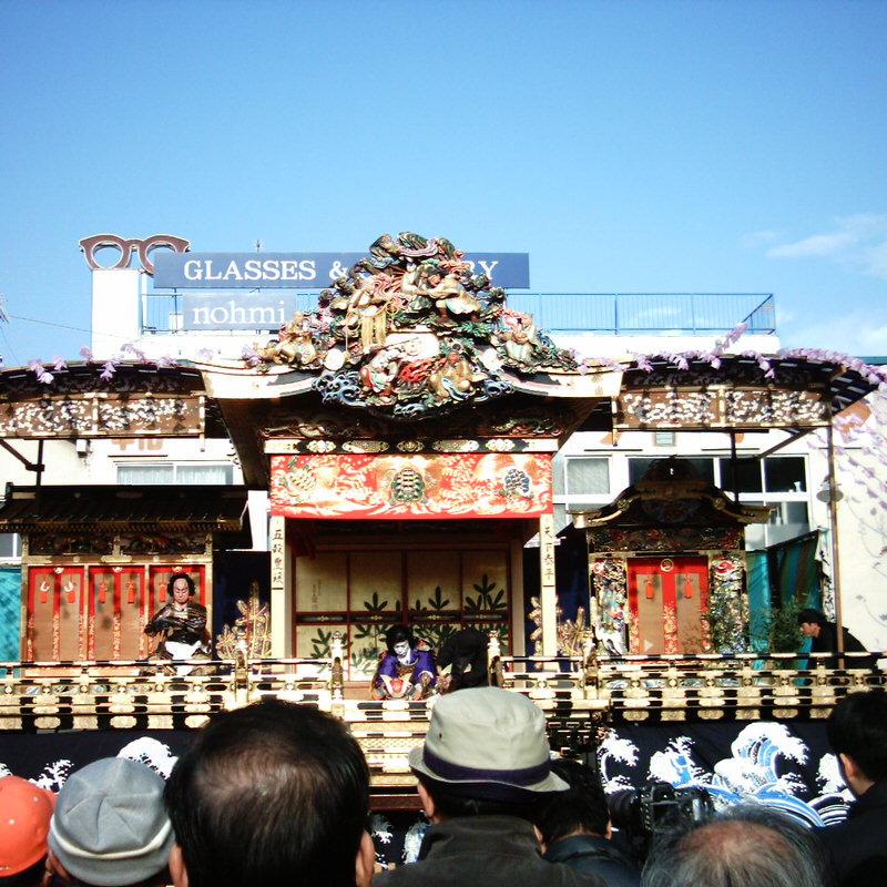 秩父、秩父夜祭、屋台芝居、津谷木、小鹿野歌舞伎、正和会、秩父歌舞伎、地芝居、小鹿野、OGANO、おがの