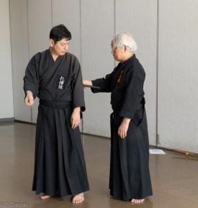 Niden Ryu ju-jitsu kenjutsu kobudo 2