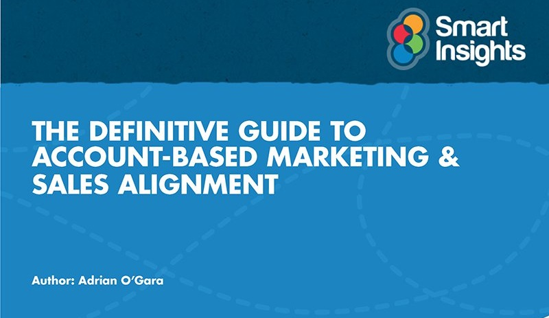 An unbiased guide to account-based marketing and sales alignment