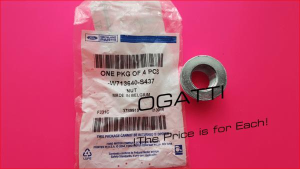 Brand New OEM NUT W713640-S437  W713640 