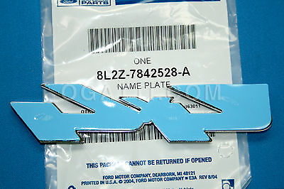 Brand New OEM NAME PLATE 8L2Z-7842528-A |7842528|