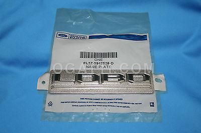 Brand New OEM NAME PLATE FL3Z-9942528-D |9942528|