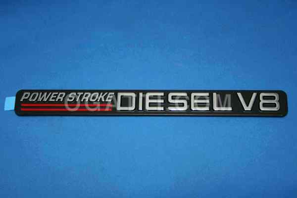 Brand New OEM NAME PLATE – SELF-ADHESIVE F81Z-16720-ZB |16720|